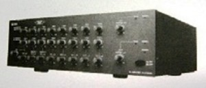 TOA Mixer Amplifier ZA-2128MW ( 2 X 120 Watt)