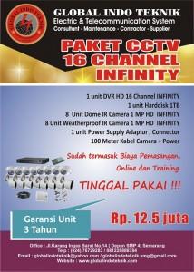infinity hd turbo 16 ch