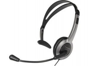 HEADSET KX TCA-430